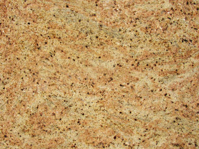 Rodzaje kamieni. Granity. Madura Gold