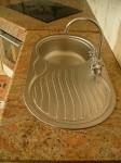 Blat granitowy w kuchni foto12