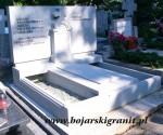 nr 49 Nagrobek (pomnik cmentarny) z piaskowca.