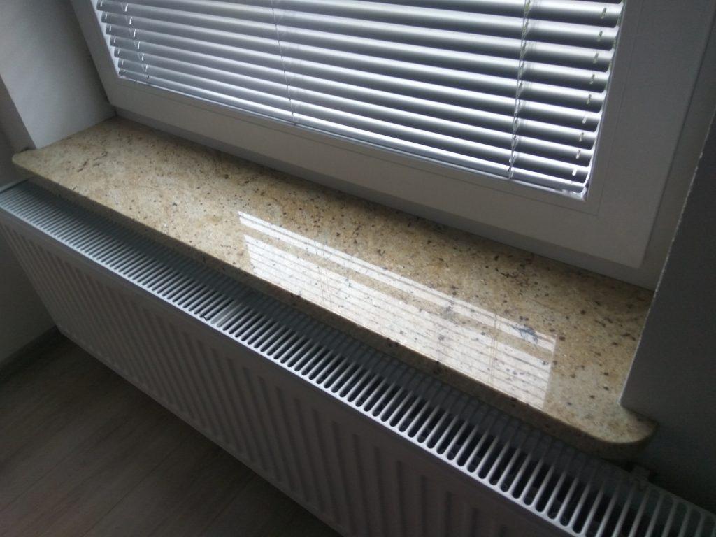 Parapet okienny granitowy do mieszkania (zdjęcie nr 08)